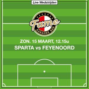 Live wedstrijden kijekn Rotterdam