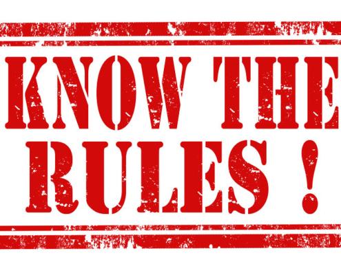 Karaoke bar regels