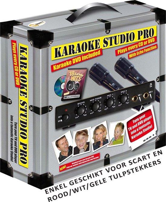 Karaoke set winnen Fame Rotterdam