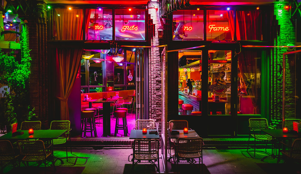 Karaoke Bar Fame Rotterdam 5 Tom Tomeij Fotografie
