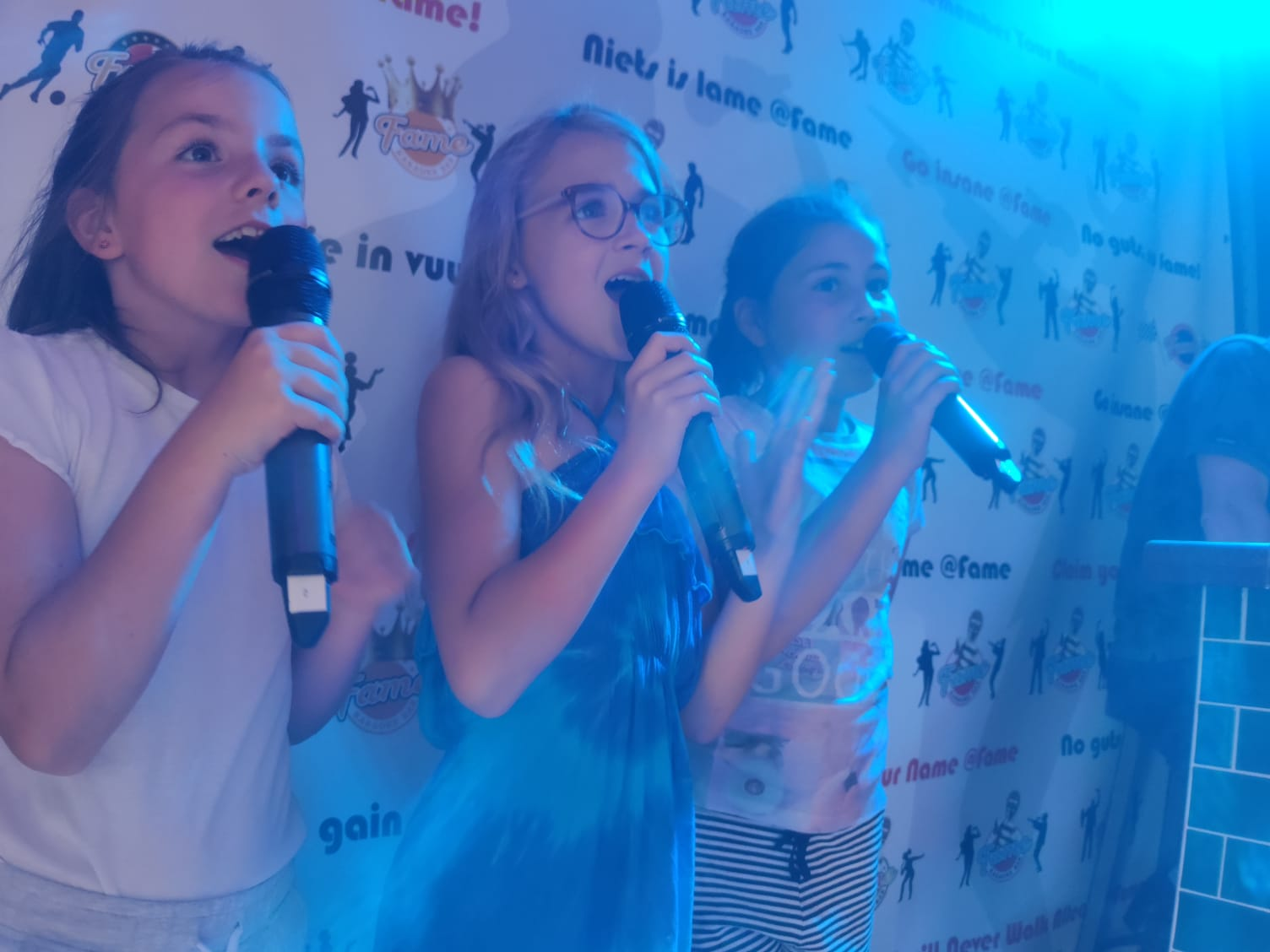 Karaoke kinderen Rotterdam